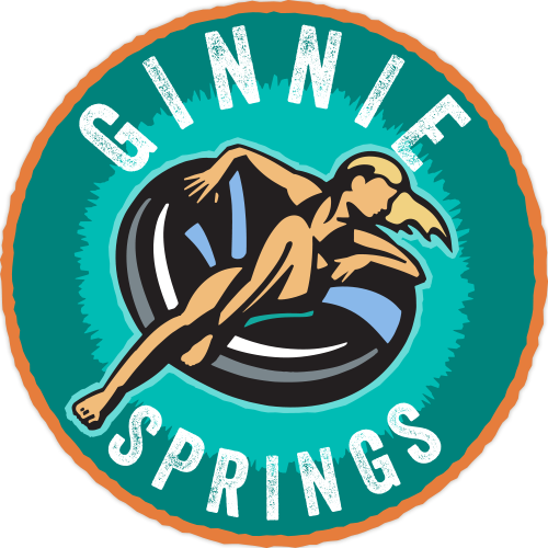 Ginnie Springs Outdoors, LLC. Logo