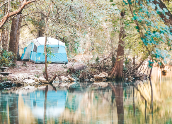 A Slice of Pure Florida | Ginnie Springs Outdoors | High